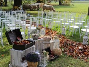 Detalles nupciales para tu boda. La Casona de Las Fraguas