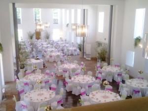 Banquete en Casona de las Fraguas