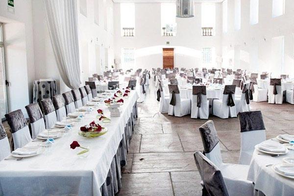 banquetes de bodas cantabria, la casona de las fraguas