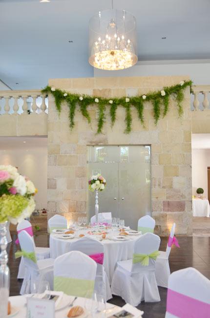 extras florales para bodas