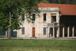 Detalle vista La Casona