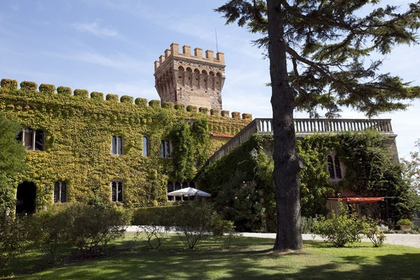 Castello Leopoldo, Castillo para bodas