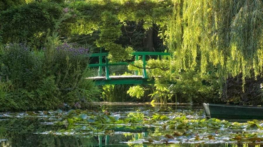 Jardines de Monet en Giberny