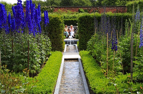 jardines para bodas, jardines románticos Alnwick