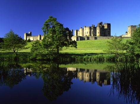 jardines para bodas, Castillo de Alnwick