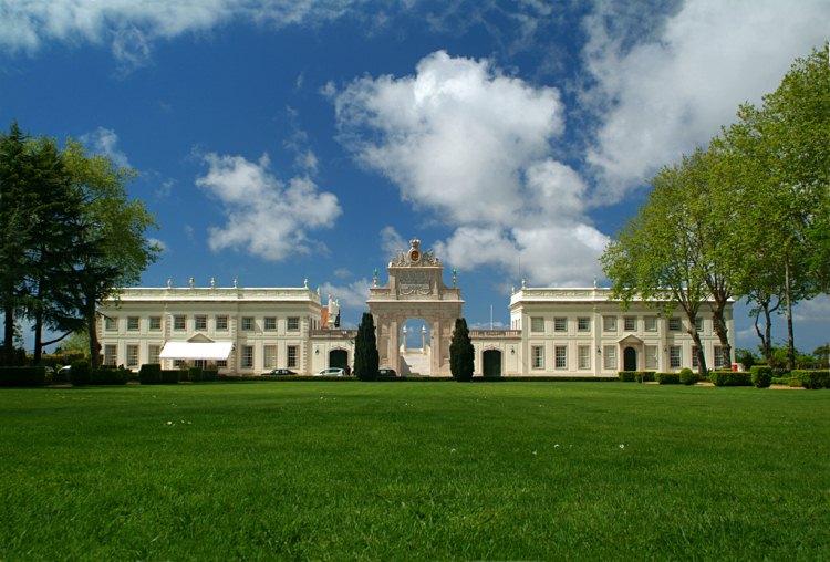 palacios para celebrar bodas, Palacio dos Seteais