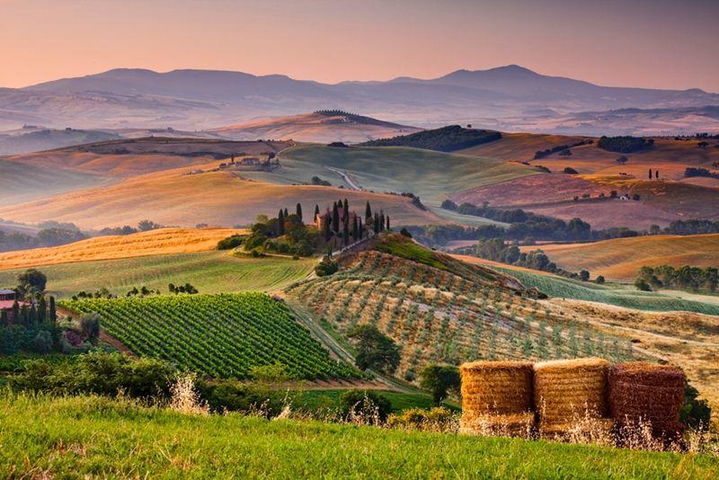 foto de La Toscana. Lugar para bodas