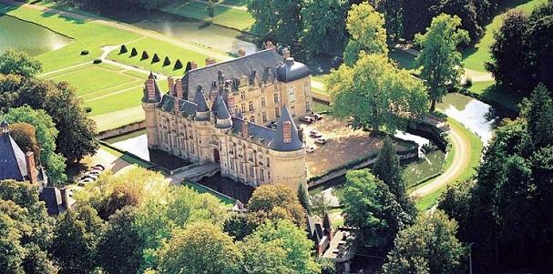 palacio para bodas, Chateau d'Esclimot