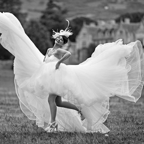 novias en bodas de cantabria, la casona de las fraguas