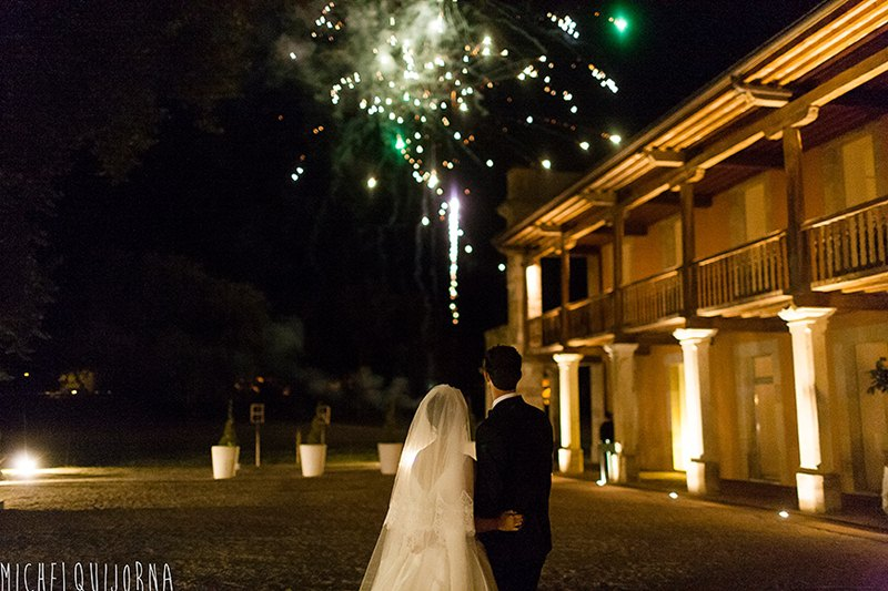 Fotografo de bodas santander. La Casona de las Fraguas.