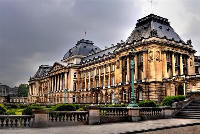 mejores palacios para bodas. Palacio Real de Bruselas