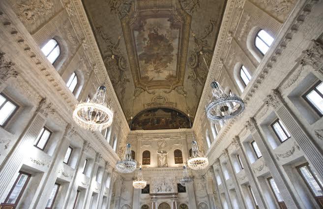 Palacio de Amsterdam. La boda de Beatriz de Holanda y el aristócrata alemán Claus Von Amsberg