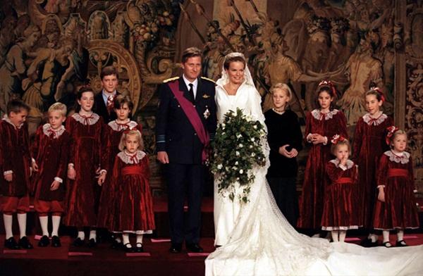 palacios para celebrar bodas. boda real bruselas