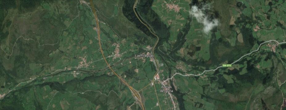Las Fraguas, Cantabria