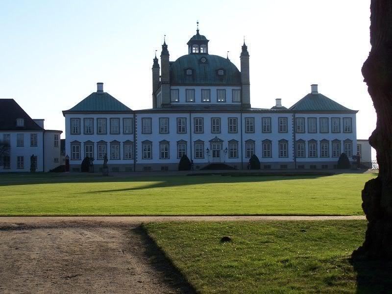 celebar bodas en palacios. castillo de fredensborg
