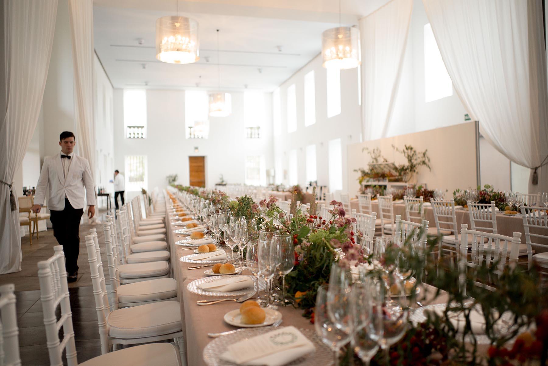 celebrar banquete de bodas en cantabria