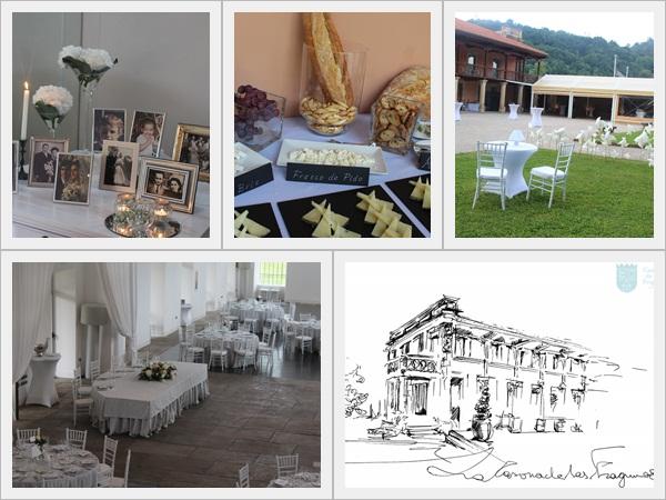 bodas en cantabria, bodas en La Casona de las Fraguas