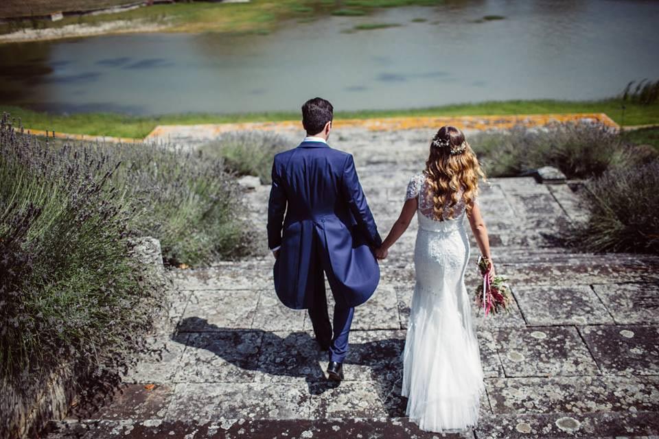 reportajes de bodas en Cantabria. Patricia y Javier. Catalpas. Yulia Ignatova.