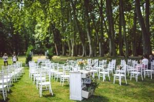 Entorno natural para una boda. La Casona de Las fraguas