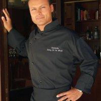 Fernando Saiz de la Maza Chef de La Casona de Las Fraguas