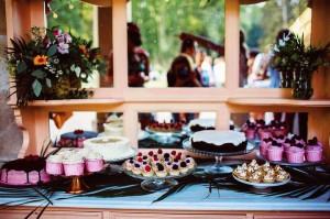 Recena de boda, La Casona de Las Fraguas