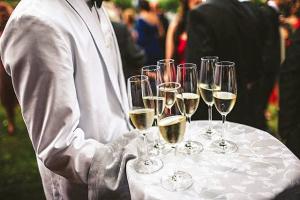 Elegir los vinos para una boda, La Casona de las Fraguas