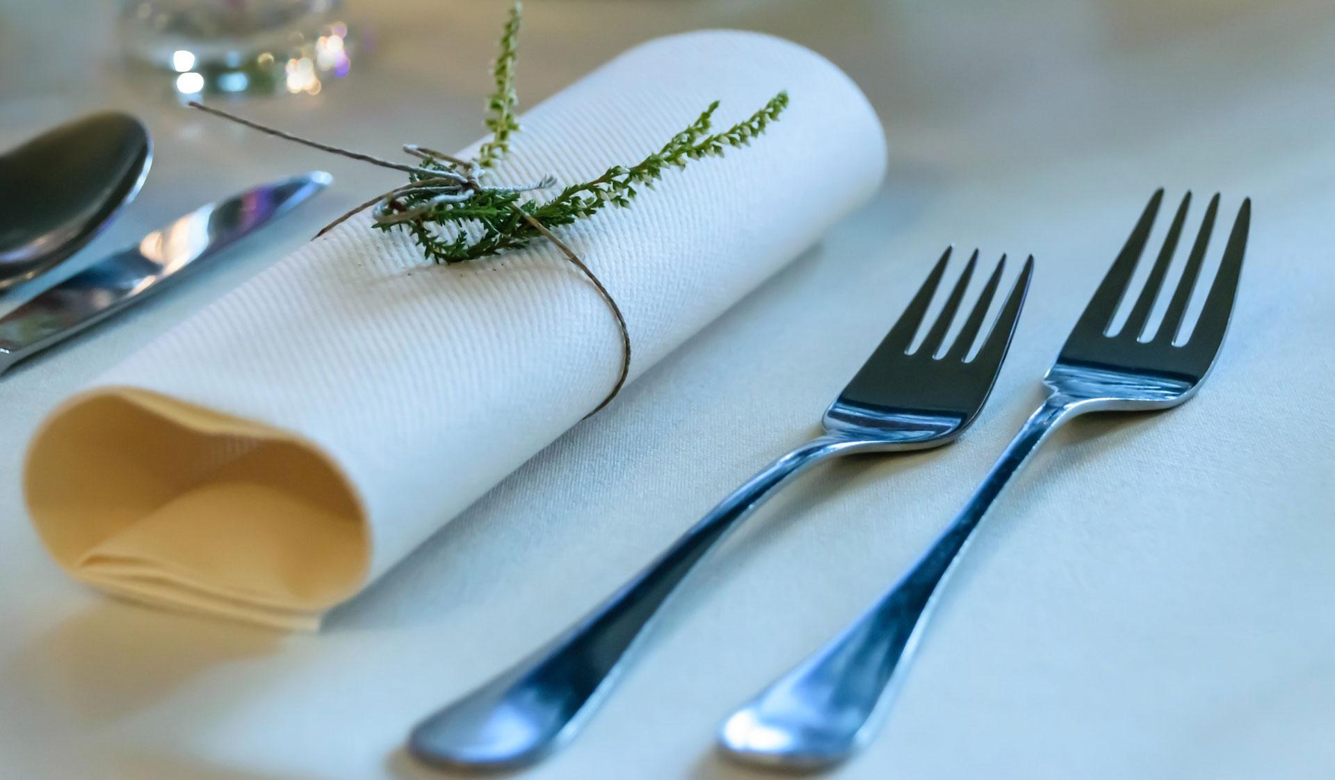 El menú de boda perfecto