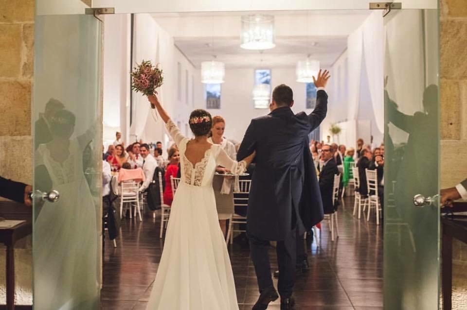 Protocolo del banquete de boda