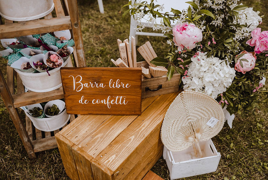 Pasos tras posponer una boda que hay que tener en cuenta