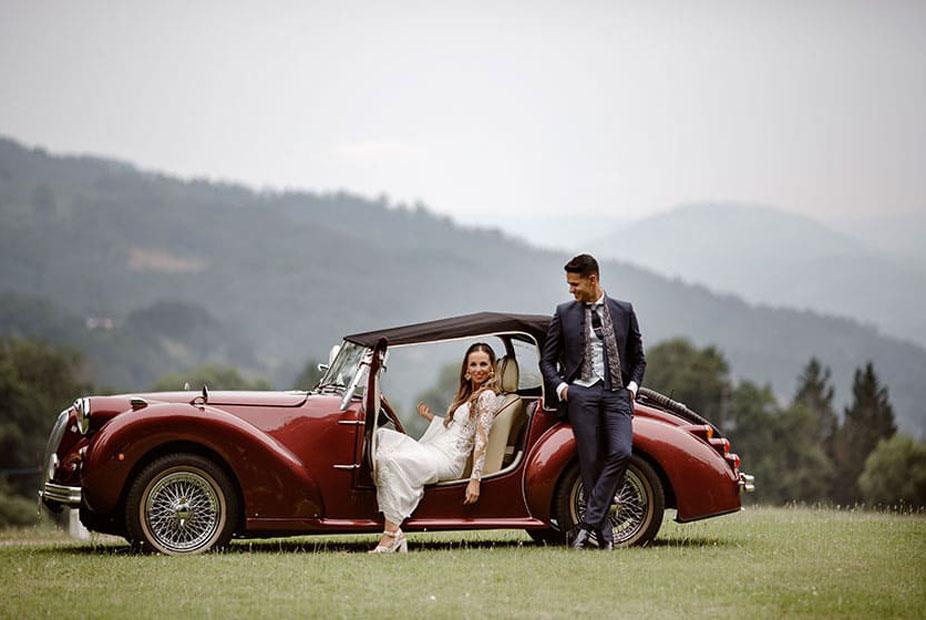 Una boda de ensueño en Cantabria