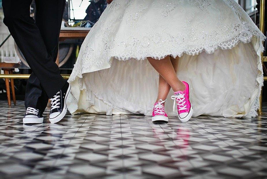 Novias y bodas comfy