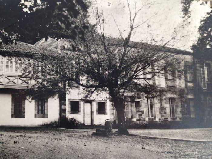 La Casona de las Fraguas a principios de siglo