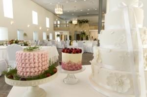Detalle banquete de bodas Casona de las Fraguas