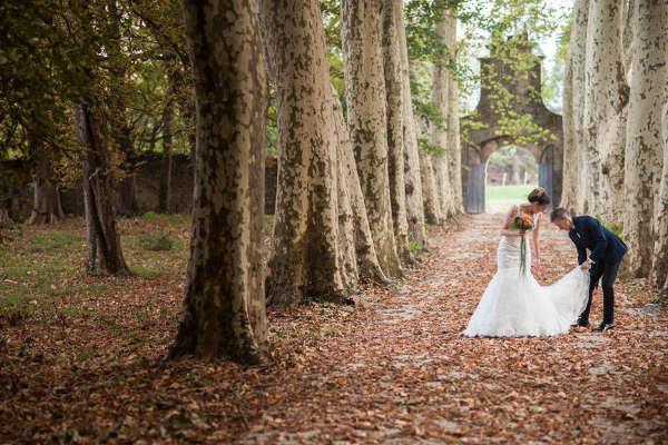 Celebrar una boda fuera de temporada. La Casona de Las Fraguas