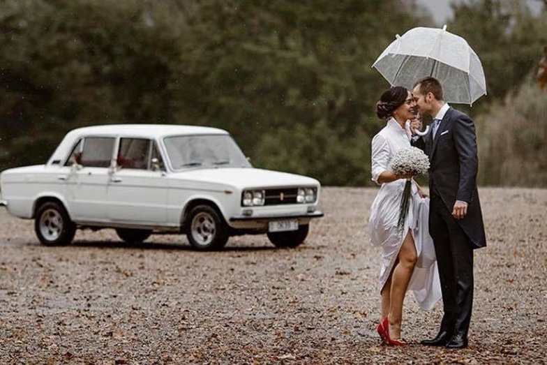 Tipos de bodas para diferentes tipos de novias