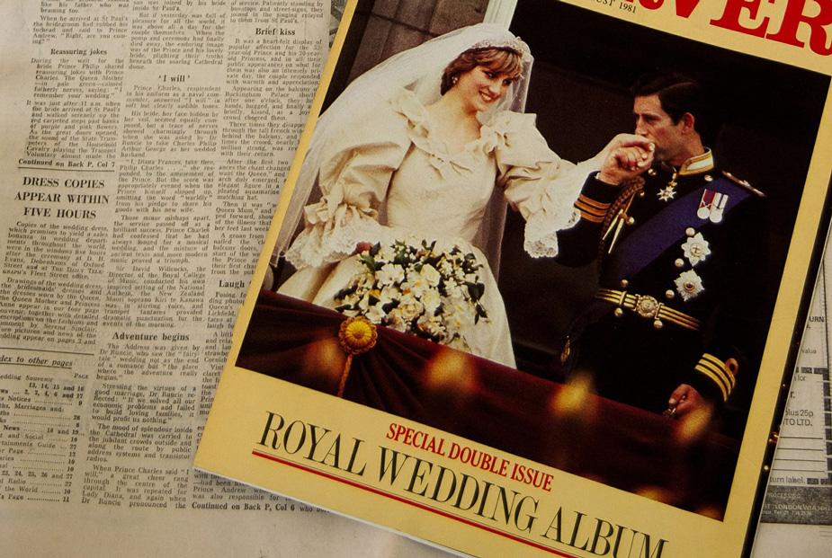 Cómo lograr el estilo boda real en tu celebración matrimonial