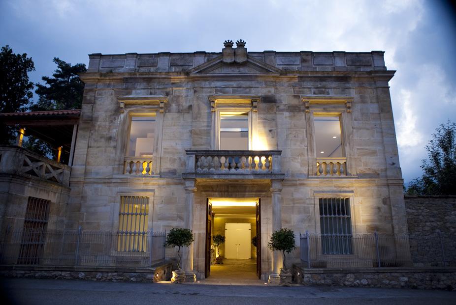 Fachada de uno de los mejores sitios de boda en Cantabria