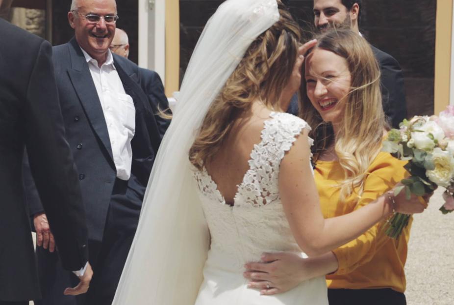 El trabajo de wedding planner en La Casona de Las Fraguas
