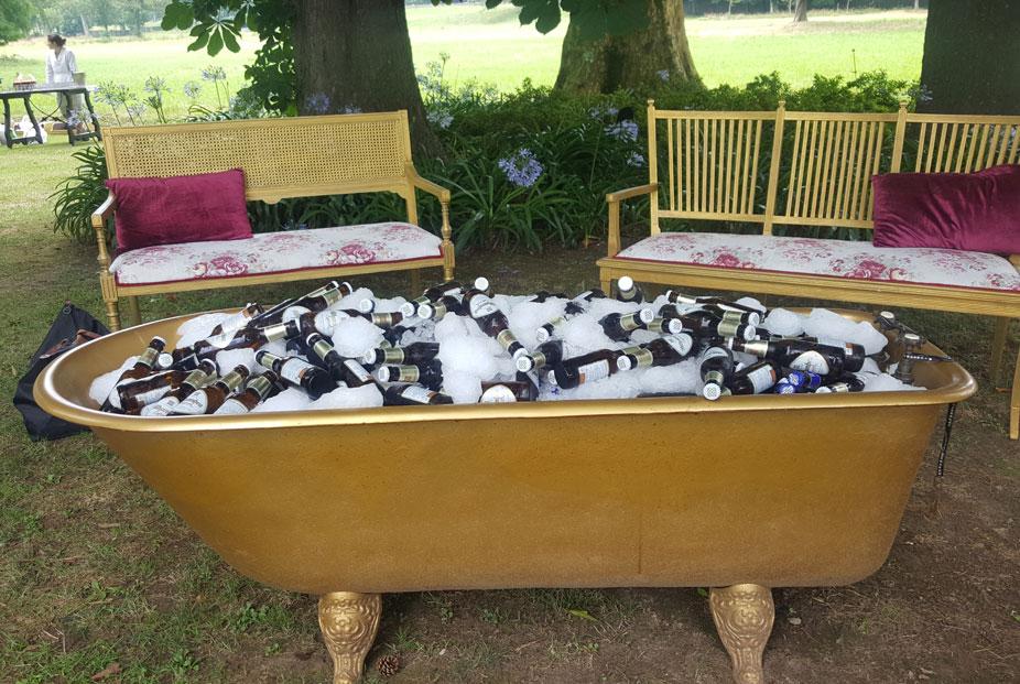Detalle imprescindible en los menús de boda de verano